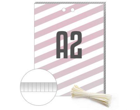 Hohlkammerplakate A2 Format für den Wahlkampf