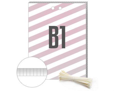 Hohlkammerplakate B1